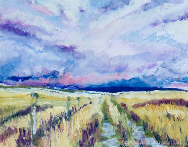 <h2>Grass Fields Campbell Lake<br /> 16 x 20</h2>