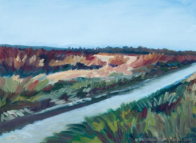 <h2>Ladner Grasses <br />18 x 24</h2>