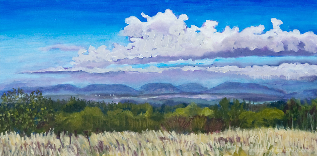 <h2>Top of High Point<br /> 18 x 36</h2>