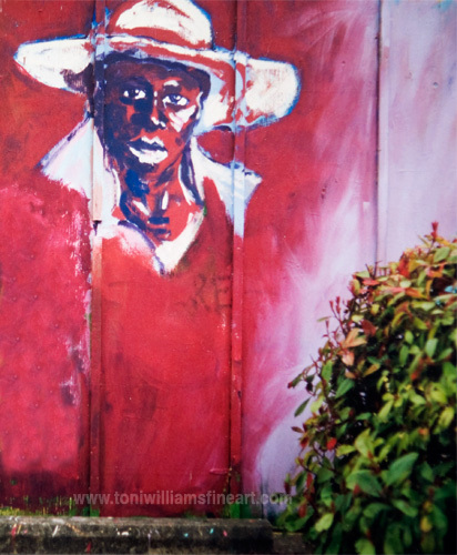 <h2>Mural: Young Man</h2>