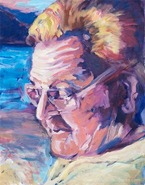 <h2>Portrait of Jack<br /> sold</h2>